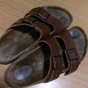 Birkenstocks Sandals